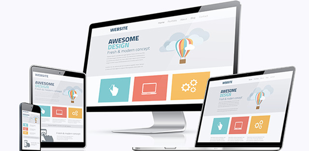 Responsive Website Design Belfast Northern ireland